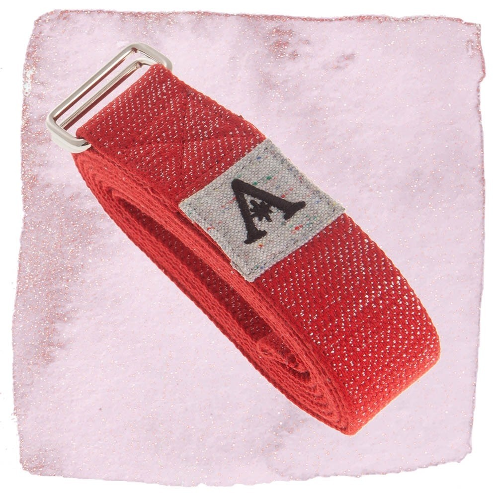 Aladastra Yoga strap red
