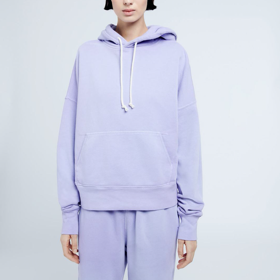 Faded Orchid Hoodie