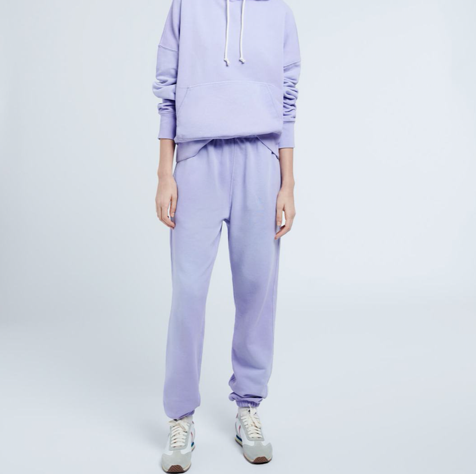 Faded Orchid 80s Sweatpant