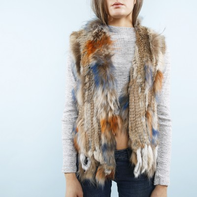 Multicolour vest