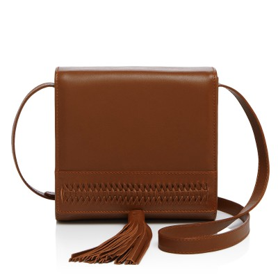 La boite Crossbody Brown