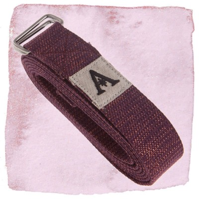 Aladastra Yoga strap purple