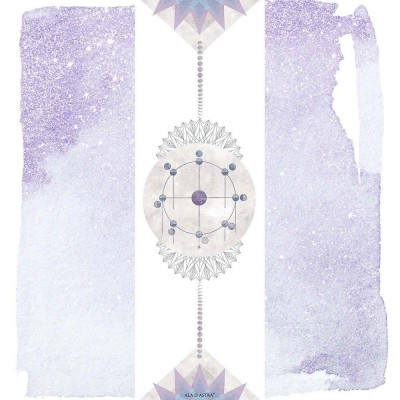Aladastra Mooncycle Mat