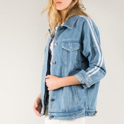 Sport jean jacket