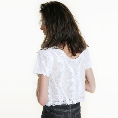 Sequin tshirt