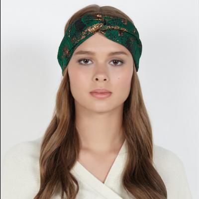 Zinnia headband