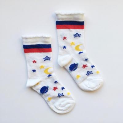 Little star people kids socks