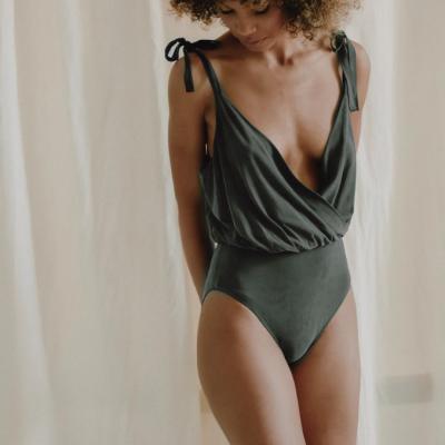Wrap bodysuit