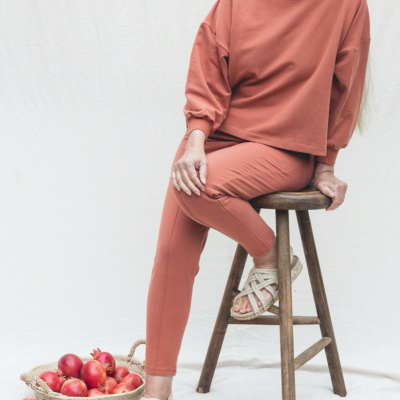 George Organic Cotton Trousers