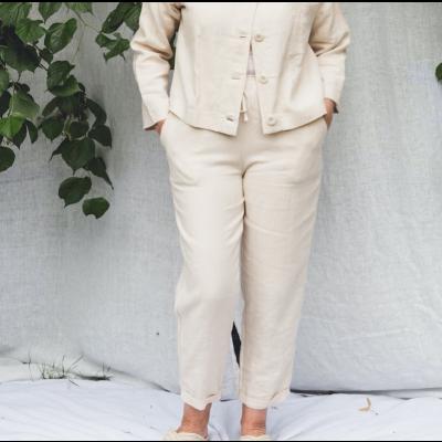 Kayley Linen Trousers