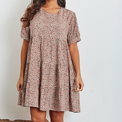 Tunique boheme dress