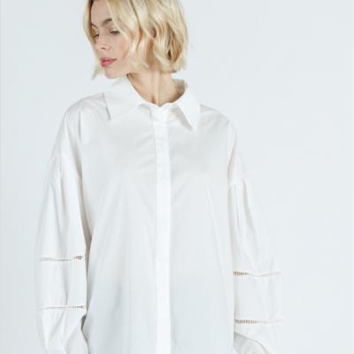 White Ana shirt